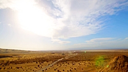 کویر مرنجاب Maranjab Desert - Ir...