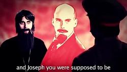 Rasputin vs Stalin Epic Rap Battles of History Season 2