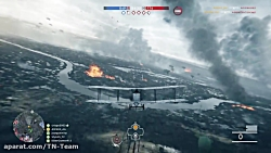 میکس گیم پلی حرفه ای بازی battlefield 1