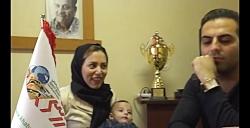 اهداف بزرگ بانوی کماندار ایرانی