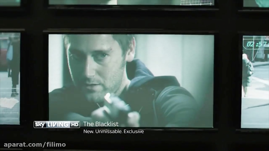 آنونس فصل دوم سریال لیست سیاه
