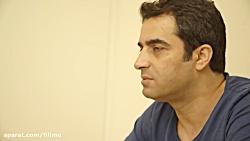 بهاره کیان افشار در پشت صحنه سریال عاشقانه