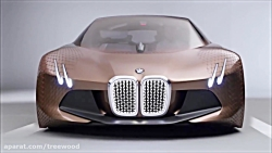 BMW Vision Next 100 - interior Exterior an...