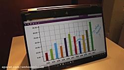 CES 2017: نسل جدید لپ تاپ 15 اینچی HP Spectre x360
