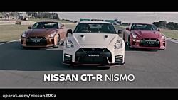 گودزیلا وارد میشود نیسان gtr مدل 2017 و نسخه نیسمو