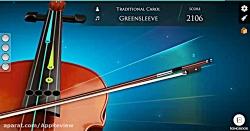 اپریویو:صحنه هایی از بازی اندرویدی Violin : Magical Bow
