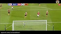 Manchester United vs Hull City 2-0 All Goa...