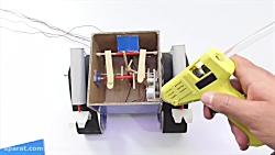 یادگیری ساختنی علمی ساده: ساخت ربات ساده Wall-e