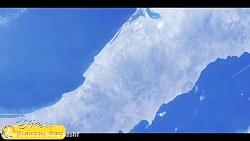 شگفت انگیز ترین ویدئو از تصویر کره زمین از ایستگاه فضا