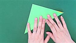 اوریگامی آسان : ذرت