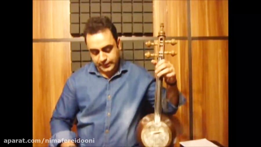 فیلم آموزش تمرین ۱۹ و ۲۰ کمانچه کتاب اول هنرستان روح الله خالقی ایمان ملکی