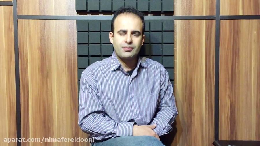 دانلود فیلم موسیقی مناطق مختلف ایران ، موسیقی تالش ، نیما فریدونی