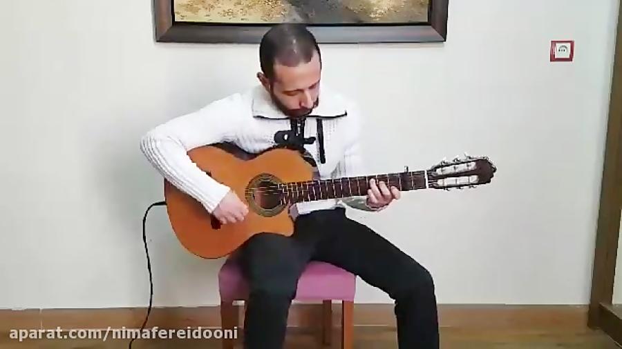 قطعه گرانایٔینا گرید 3 تنالیته G ماژور بهنام پورشهاب مدرس گیتار آموزشگاه فریدونی.mp4
