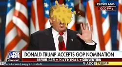شوخی با ترامپ(آخر خنده)