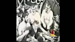 لطمه زنی حاج منصور در محرم 7 سال پیش یا چند سال پیش