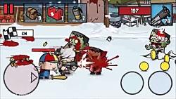 اپریویو : صحنه هایی از بازی اندرویدی Zombie Age 3