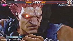 قدرت اصلی تمام شخصیت های تیکن 7 Tekken