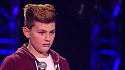 مسابقه خوانندگیthe voice kid...