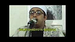 مقطع طوفانی از محمود شحات سوره یوسف