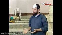غسل اموات پولدار در غسالخانه بهشت زهرا