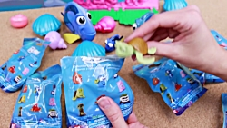 BABY DORY! Finding Dory Story With Baby Kid Dory