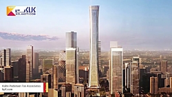 معرفی بلندترین برج های سال 2017