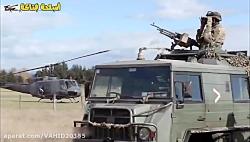 پیشرفته ترین و عجیب و قدرتمندترین تسلیحات نظامی