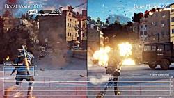 بررسی فنی بازی Just Cause 3 - PS4 Pro Boost Mode