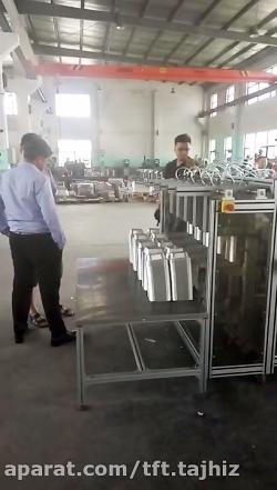 دستگاه تولید ظروف الومینیوم ایتالیایی