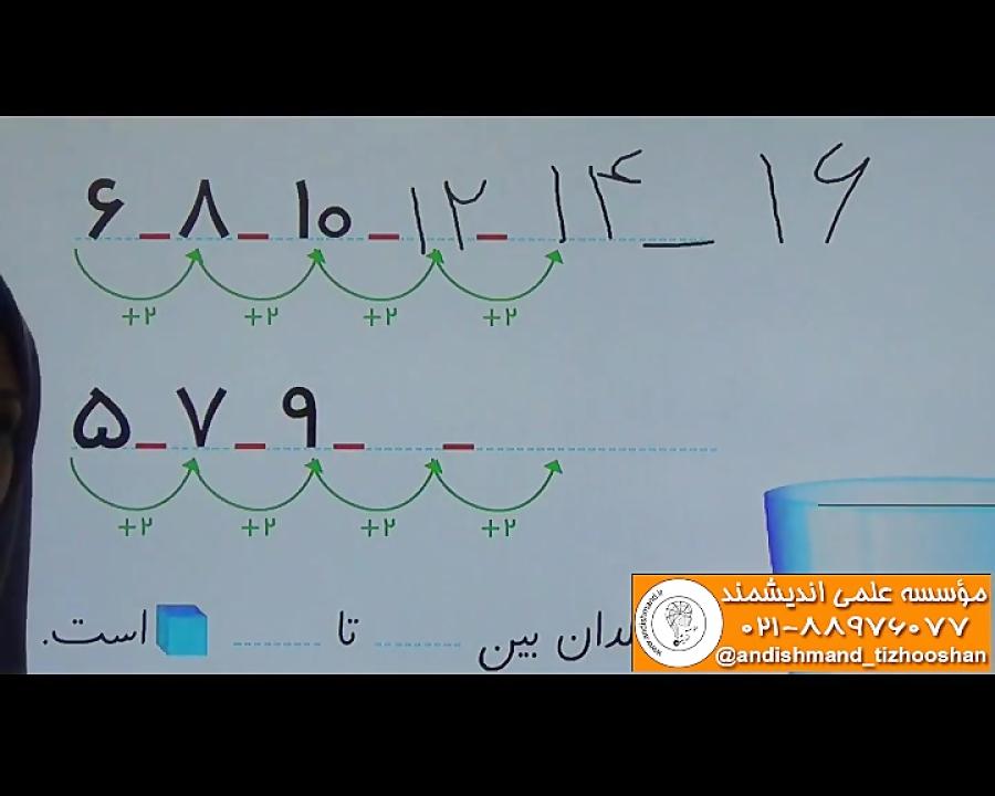 ریاضی-اول-ابتدایی-جلسه-۲۵