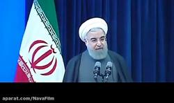 سخنرانی معنادار روحانی درباره  خوزستان