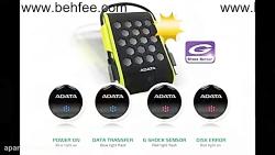 هارد اکسترنال ADATA HD720 !