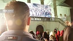مراسم تقدیر از اصغر فرهادی در موزه سینمای ایران