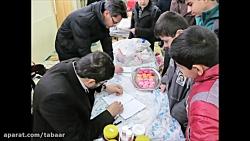 نمایشگاه و بازارچه محصولات دانش آموزی