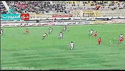 خلاصه بازی سپیدرود رشت 0-0 فولاد یزد