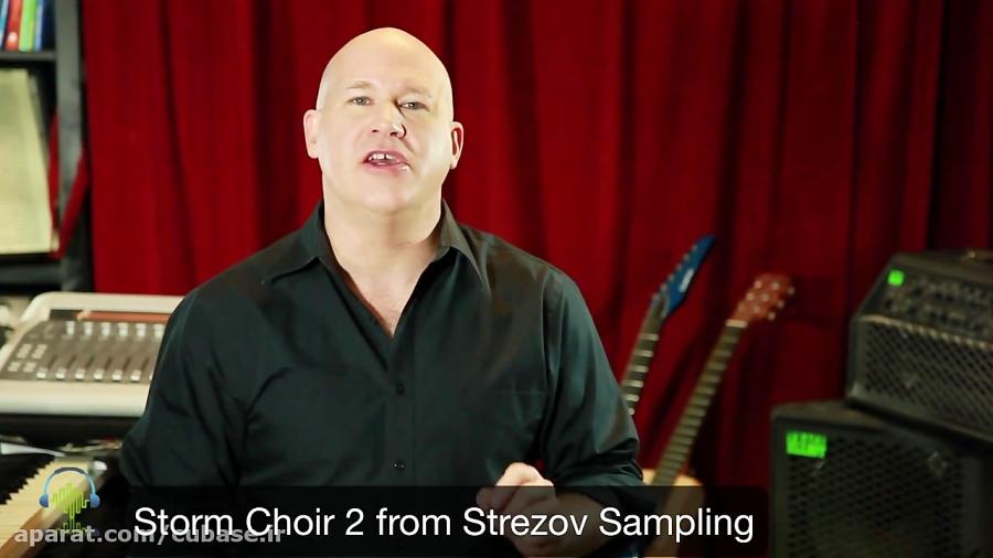 وی اس تی کر و همخوانی Strezov Sampling Storm Choir 2