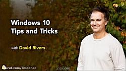 فیلم آموزش ویندوز 10 دوبله لیندا - ترفندهای کاربردی