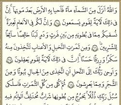 ویدیو آموزش قرائت درس6 قرآن هفتم صفحه 60