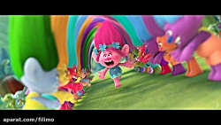 آنونس انیمیشن ترول ها