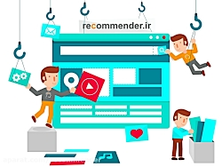 How does recommender.ir work