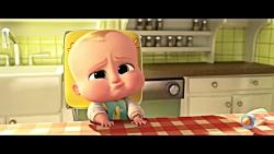 تریلر سوم انیمیشن The Boss Baby