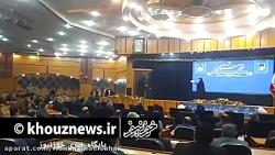 اعتراض علی ساری نماینده خوزستان به خانم ابتکار