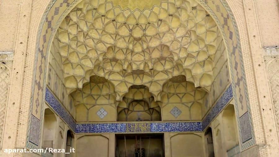 تایم لپس دیدنی اماکن تاریخی،فرهنگی و گردشگری اصفهان