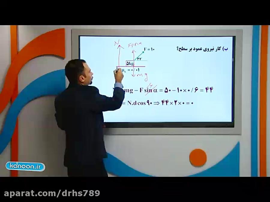 مبحث-کار-و-انرژی-پتانسیل-تدریس
