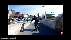 Painful Bones. Tsixty SkateBoarding
