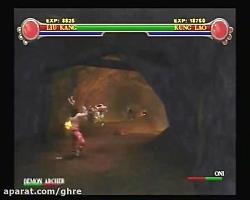 Mortal Kombat: Shaolin Monks - VS Orochi Hellbeast Again! Foundry 2