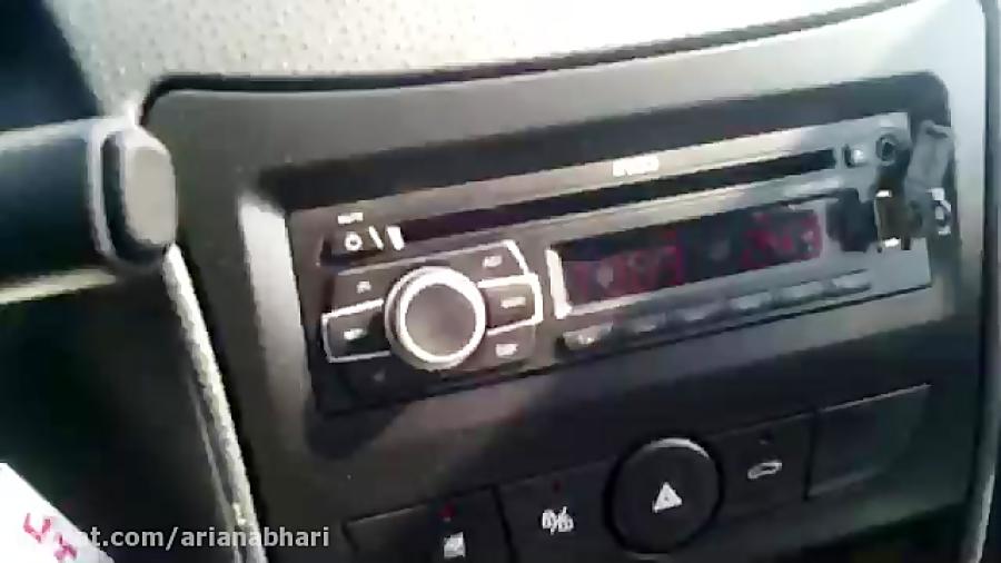 اخبار خودرو - نمای داخلی - رانا