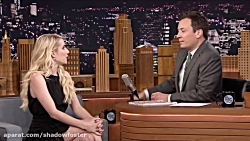Emma Roberts Teaches Jimmy How to Perfect ...