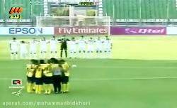 بی احترامی عرب ها به نا...