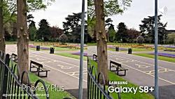 مقایسه دوربین Samsung Galaxy S8 Plus با iPhone 7 Plus